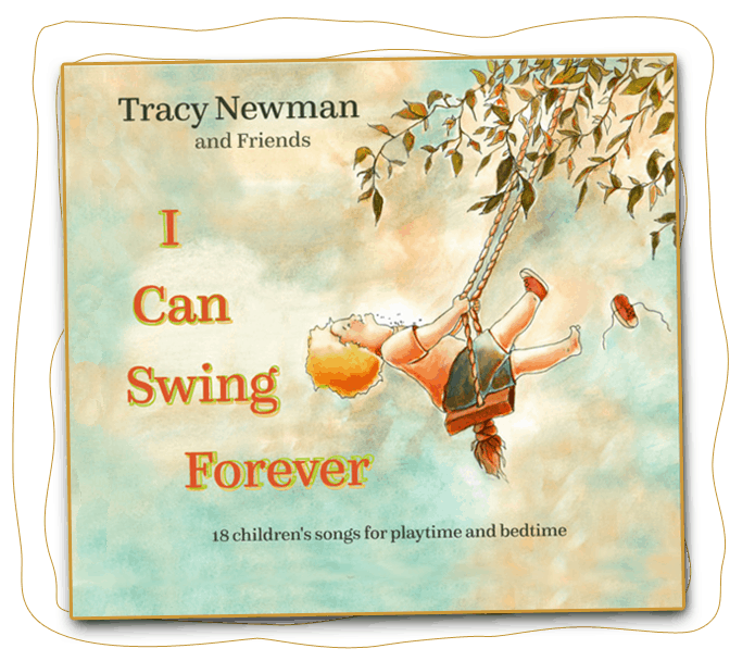 I Can Swing Forever CD Cover